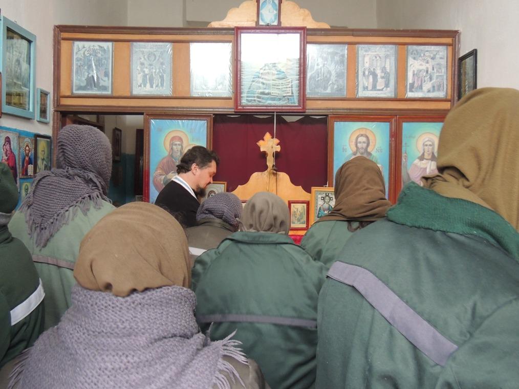 ИК-4 УФСИН России по Кабардино-Балкарской Республике посетил священнослужитель